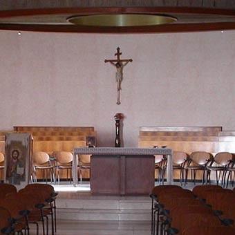La Cappella Ecumenica San Giuseppe