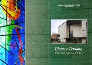 thumbnail of Pietre e Persone: Diario di un cammino (1958-2008)