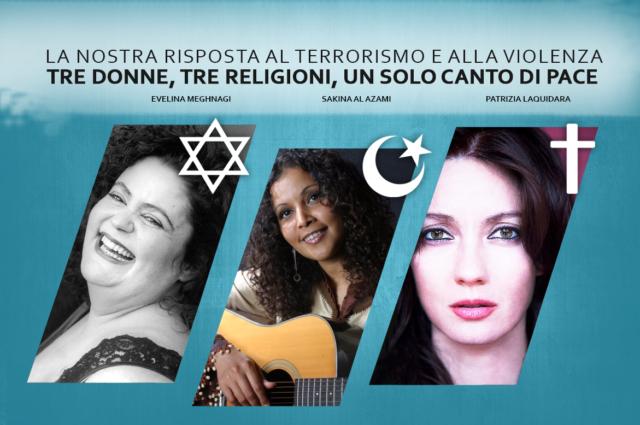 Invito al concerto del 25 maggio – SEEDS OF PEACE Concerto di pace e dialogo tra le religioni