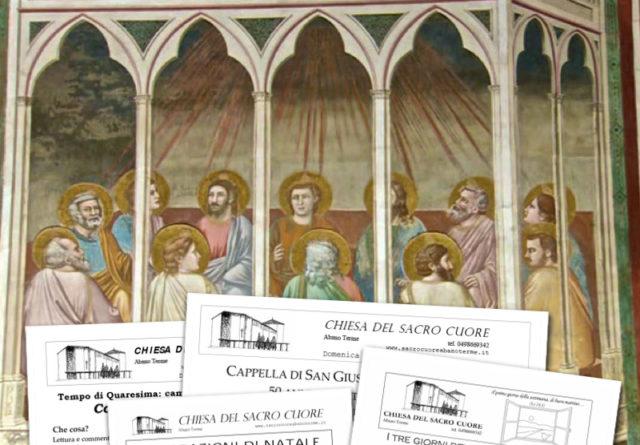 """Bollettino parrocchiale """"Pentecoste 2016"""""""