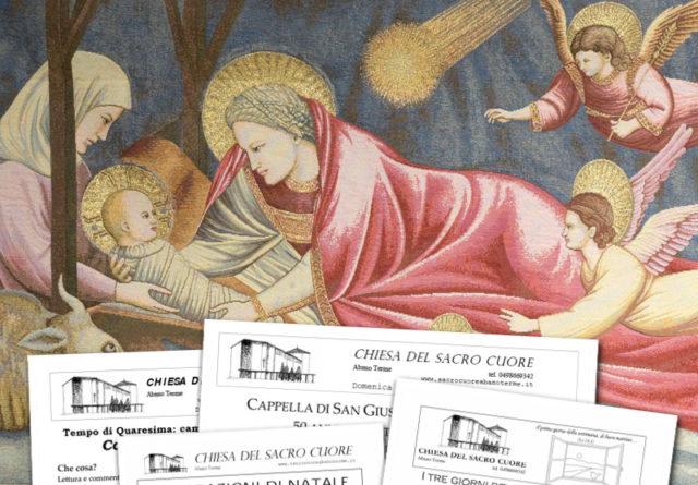 Bollettino parrocchiale – Natale 2017